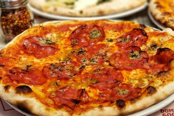 pizza en bogotá da quei matti