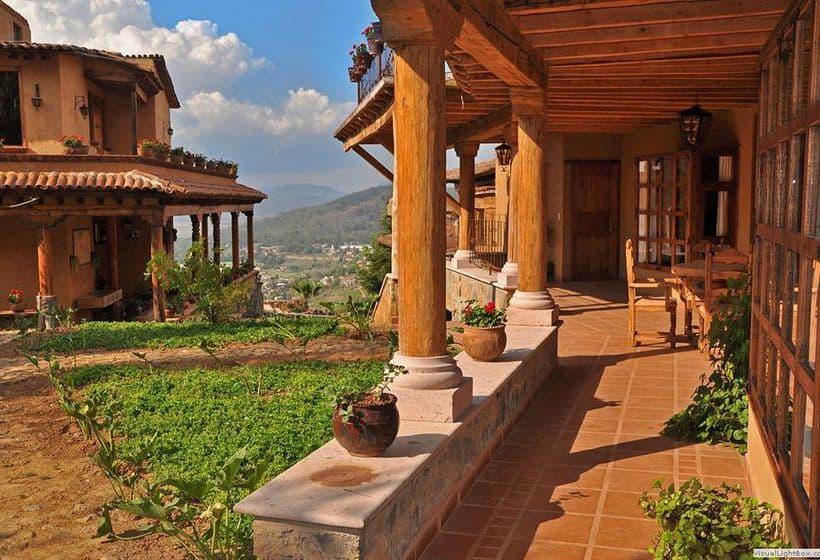 hotel en patzcuaro