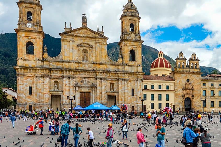 Bogotá Colombia. Foto: Estylomagazine