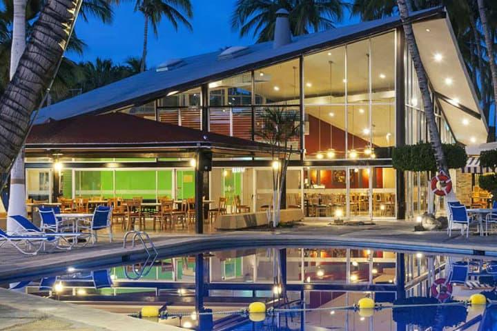 Donde hospedarse en Balandra hotel araiza palmira