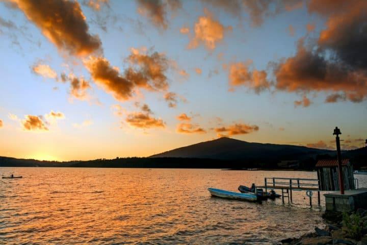 lago zirahuen santa clara del cobre