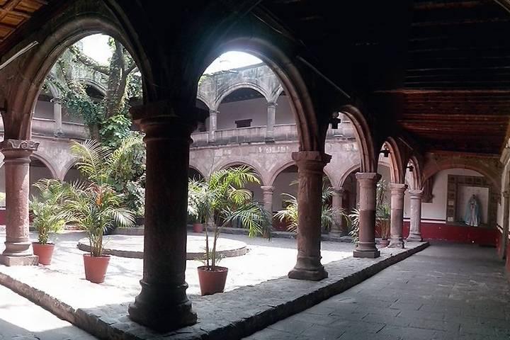 Ex convento de San Felipe Azcapotzalco