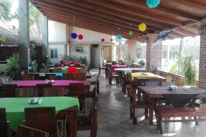 restaurante la costa la paz