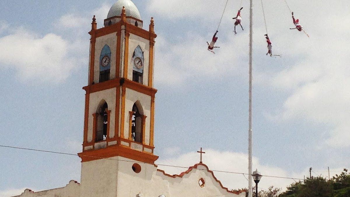 Papantla Veracruz. Foto: Alex Viajero lector y coleccionista