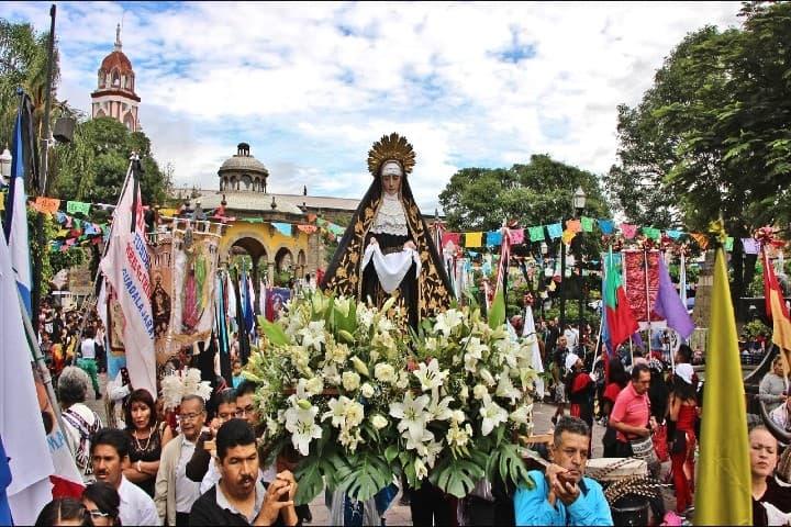 Clima de Tlaquepaque Foto Reina y madre de Jalisco