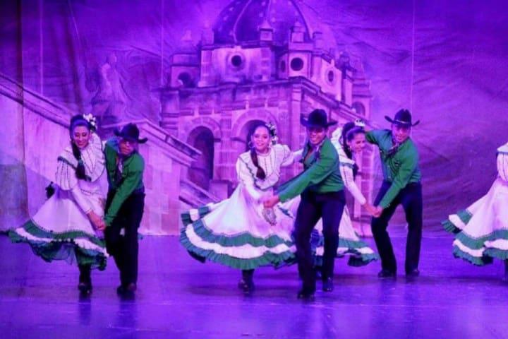 Festival internacional en Durango. Foto El Souvenir