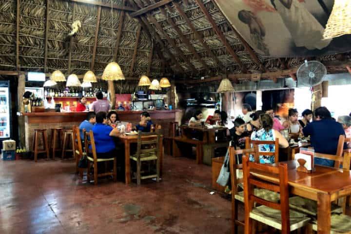 Donde comer en Papantla Foto Restaurant guru
