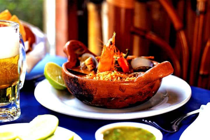 Donde comer en Papantla Foto Restaurante Totonaco