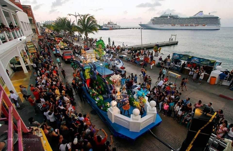 Carnaval. Foto: Ferias de México