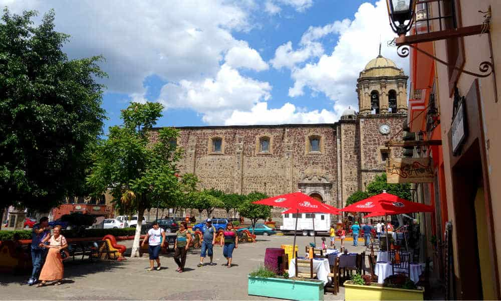 Ferias y clima de Tequila Foto FlyingCrimsonPig