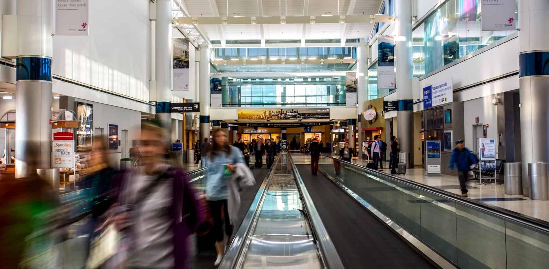 Aeropuerto de Houston. Foto: HolaHouston