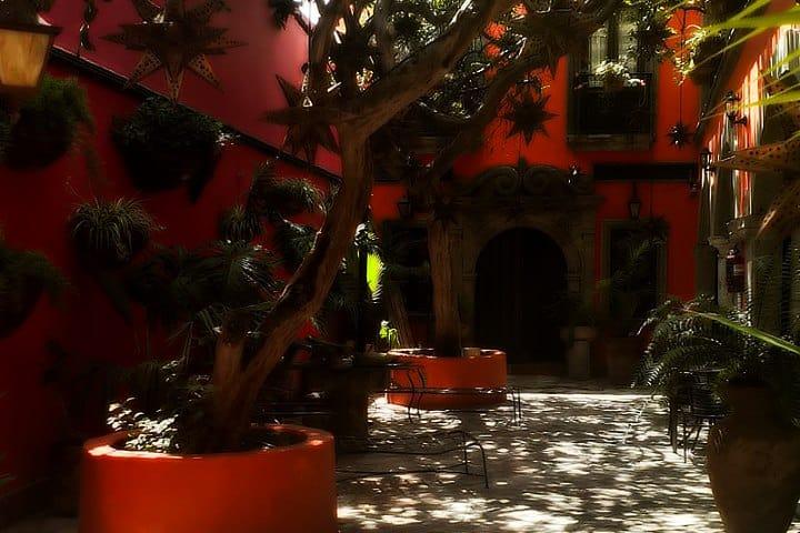 Hotel Casa Campos 1