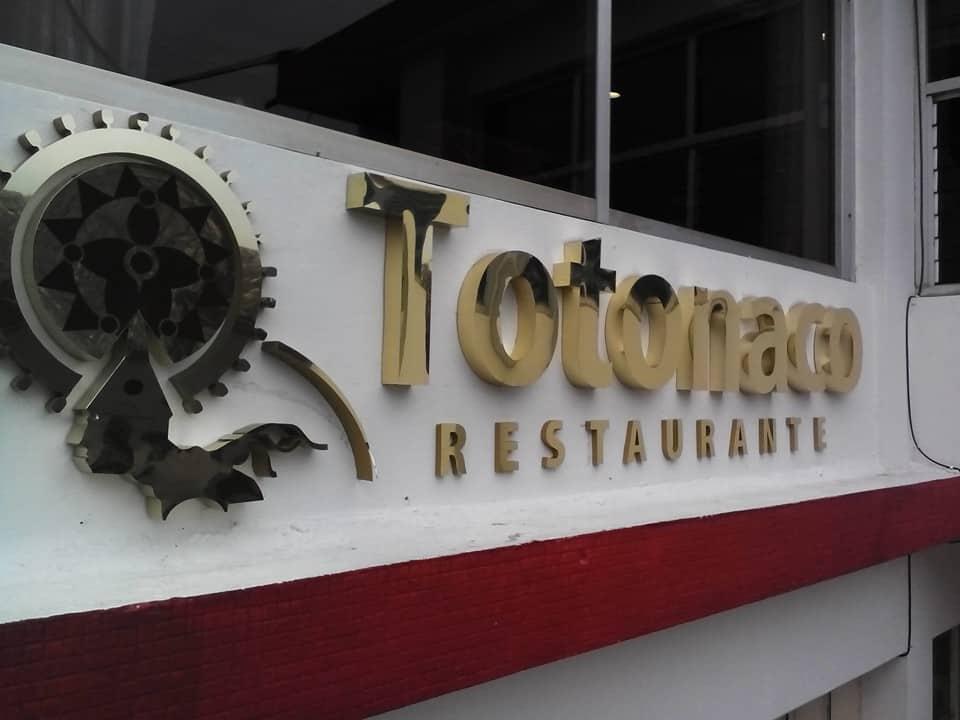 Donde comer en Papantla Veracruz. Foto: Restaurante Totonaco