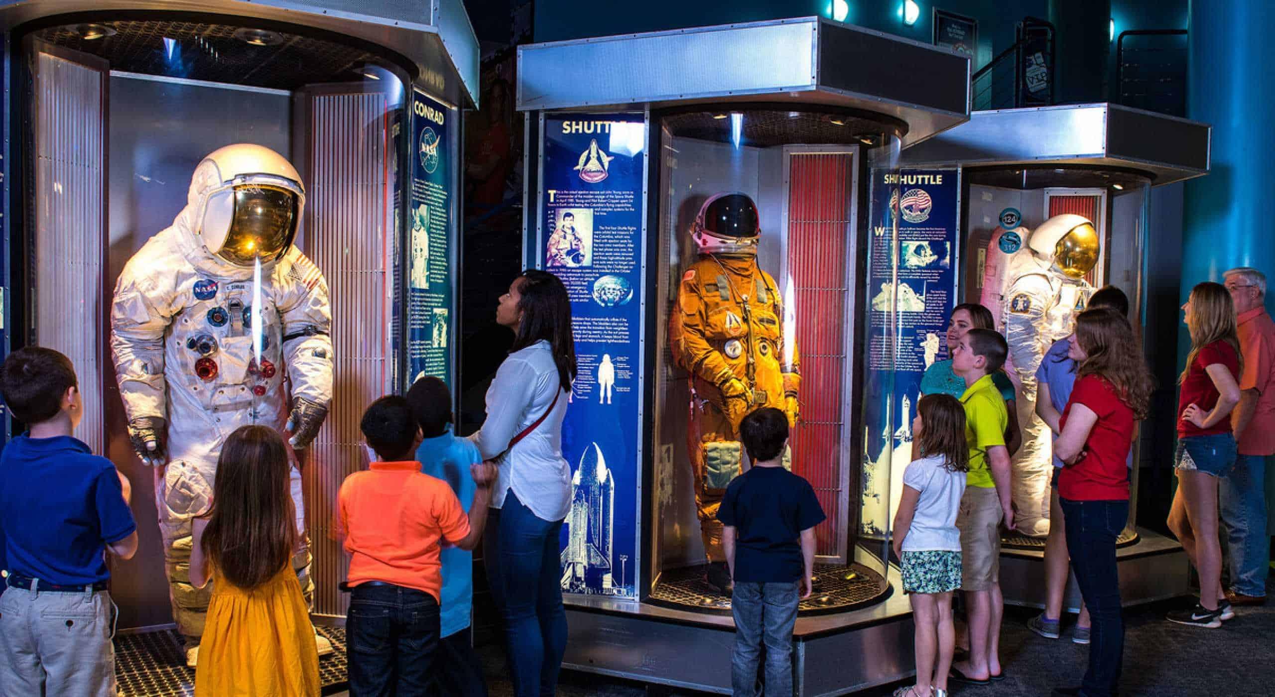 La NASA en Houston. Foto: VisitTheUSA