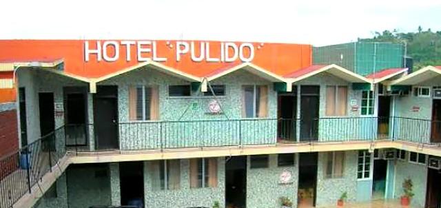 Hotel Pulido. Foto: Zona Turistica
