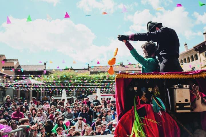 festival titelles barcelona, Actividades para niños en Barcelona