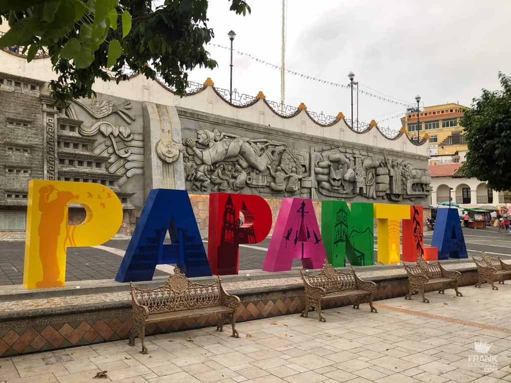 Papantla, Veracruz. Foto: Frankcoronado