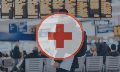 kit de emergencia para el viajero