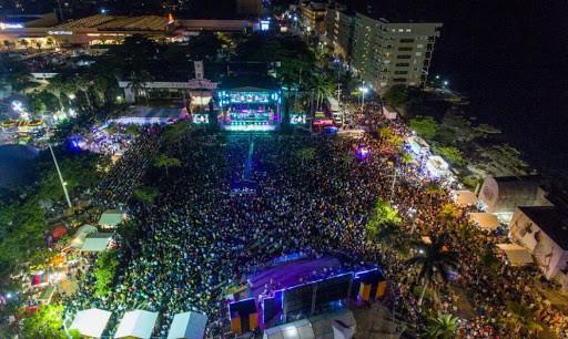 Carnaval. Foto: La opinión de Quintana Roo