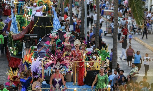 Carnaval de Cozumel. Foto: La opinion de quintana roo