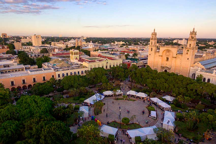 Mérida, Yucatán. Foto: Royalresorts