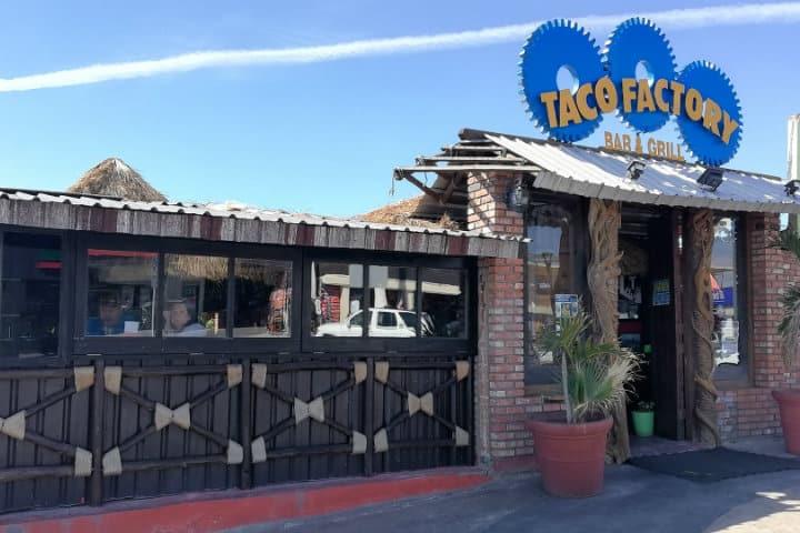 taco factory san felipe
