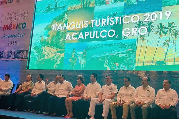 Acapulco sede del tianguis turístico. Imagen IxyZih staff