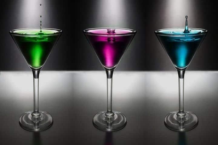 Bebidas. Foto Craig Melville