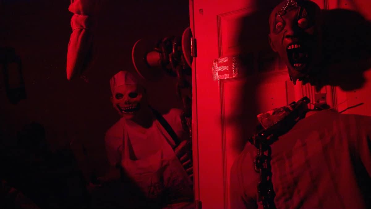 Casonas del terror en CDMX. Foto Michael B.