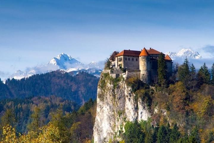 Castillo de Bled. Foto
