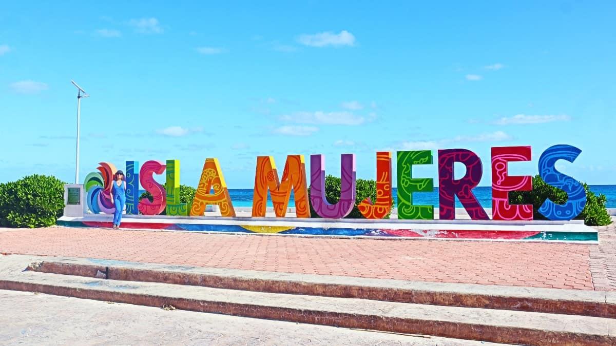 Cómo llegar a Isla Mujeres.