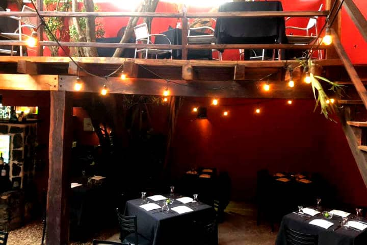 Dónde comer en isla mujeres Foto Limón Restaurant