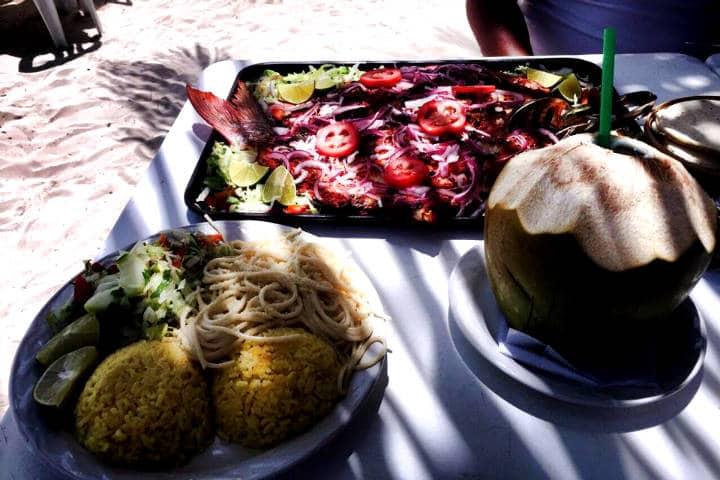 Dónde comer en isla mujeres Foto Veracidad Channel