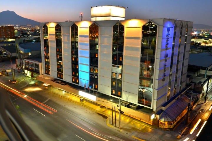 Dónde hospedarse en Mier Foto Hotel Catedral
