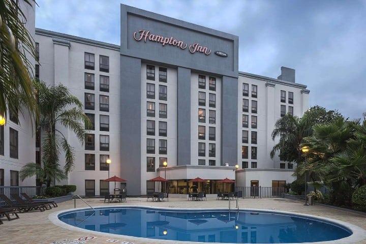 Dónde hospedarse en Mier Foto Hotel Hampton