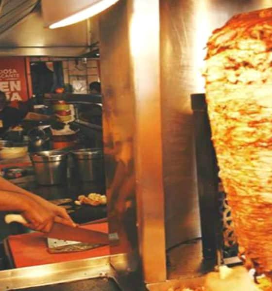 Donde comer tacos en la CDMX. Taquería el Huequito. Foto: El Huequito