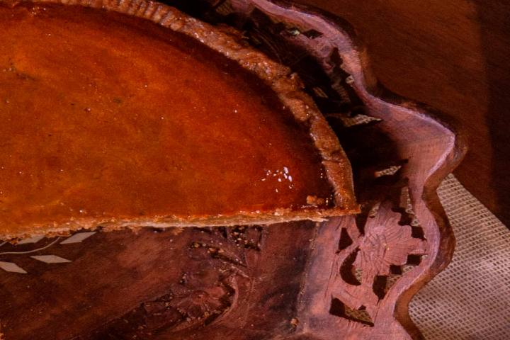 El mejor pan de Tecate. Foto