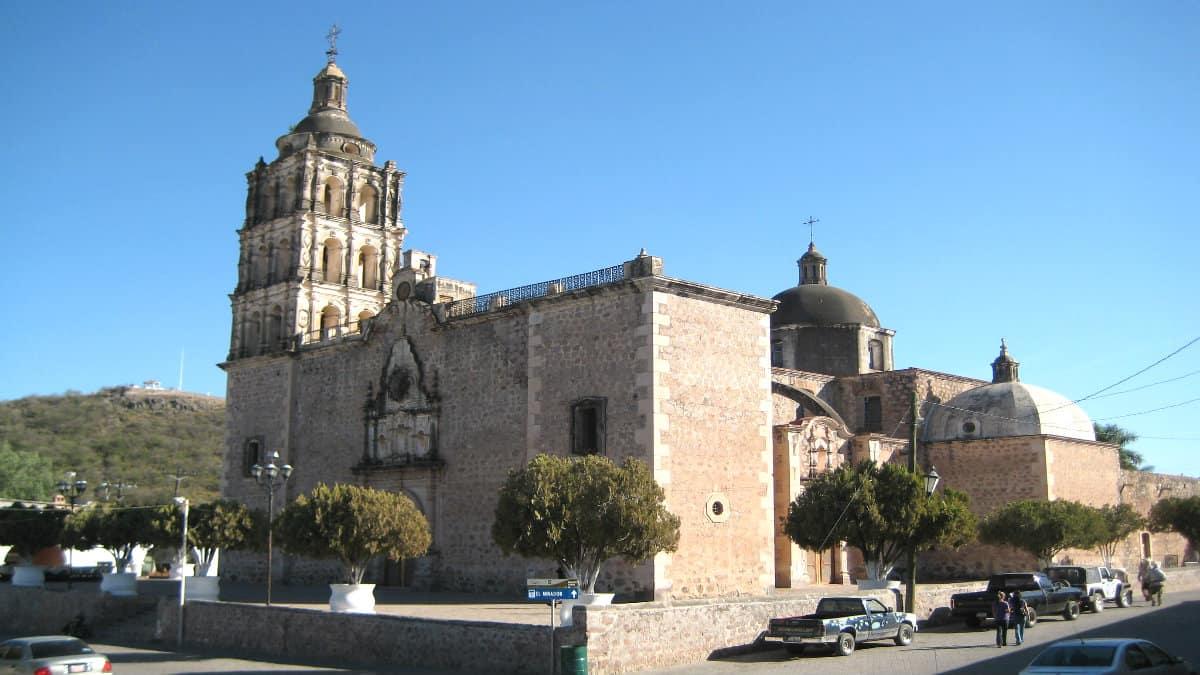 Iglesia de la purísima concepción. Foto Maximiliano Dobladez