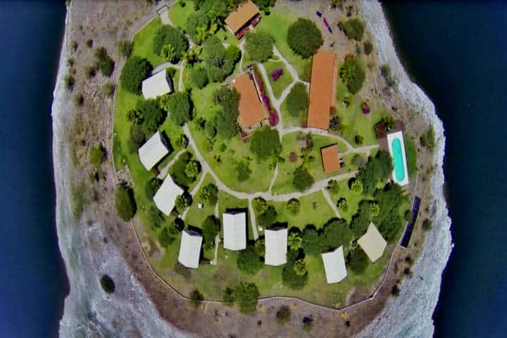 Isla Tzibanza. Foto Eduardo CH