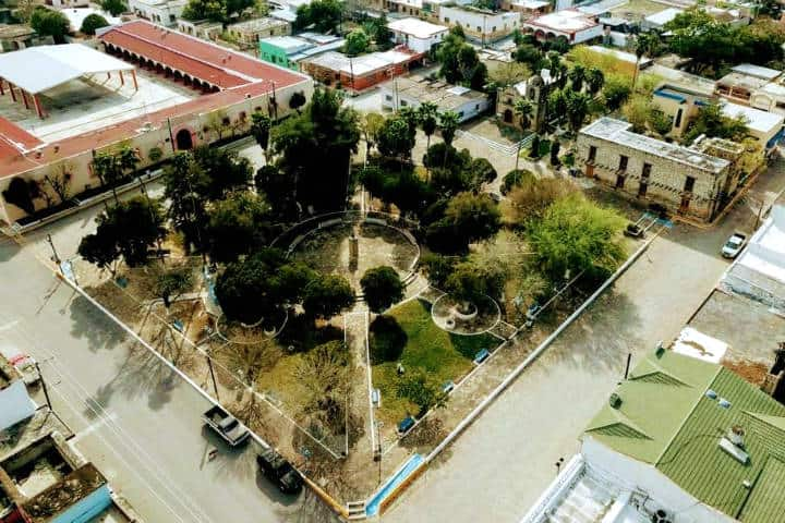 Mier, pueblo mágico. Foto Jose Ivan Mancias