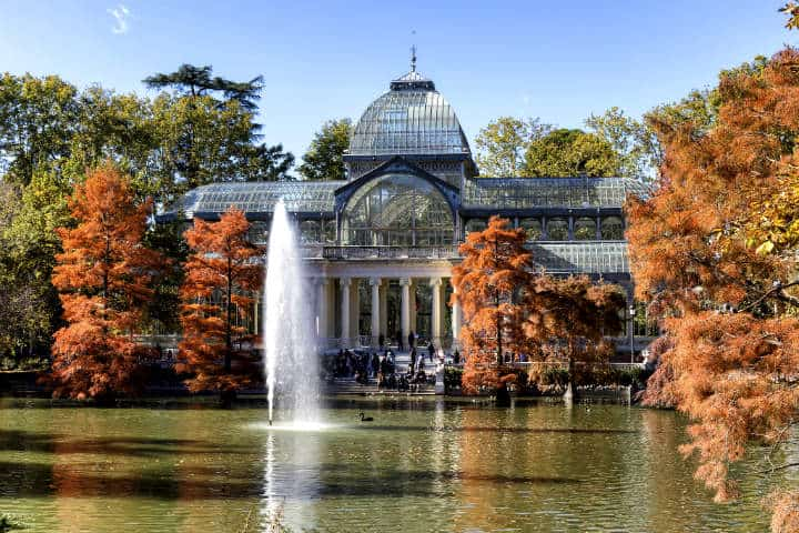 Palacio de Cristal. Foto vpogarcia