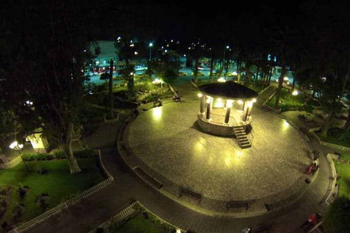 Que hacer en tecate. Parque Hidalgo. Foto: Pol Salazar Peñalosa