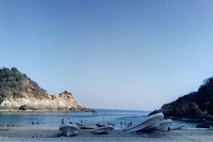 Punta Pérula Jalisco. Foto: Marian Miranda