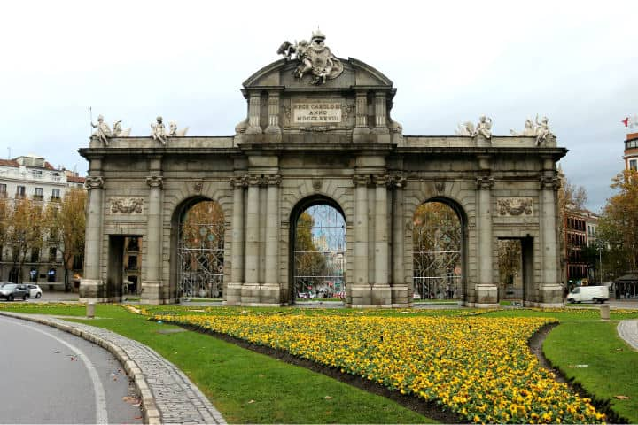 Podcast: viaje por Madrid. Foto Joan