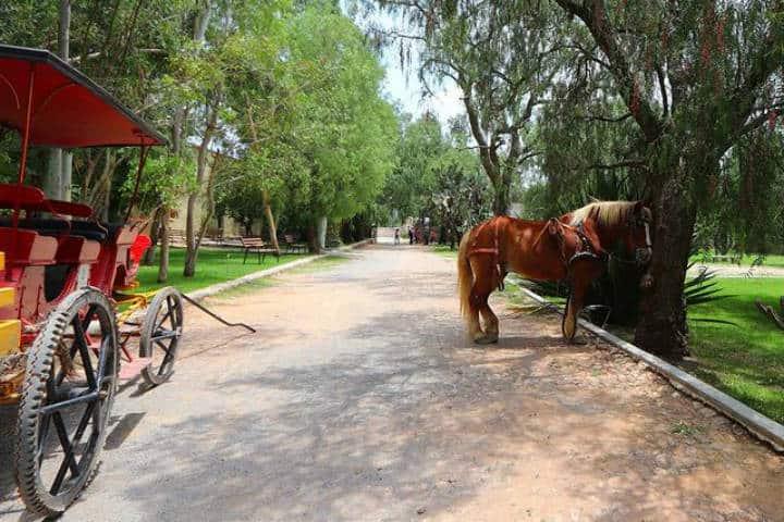 Que hacer en Cadereyta de Montes. Hacienda Tovar. Foto mikeqro100