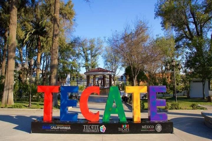 Tecate. Foto