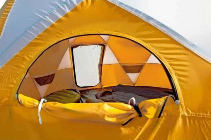 Tienda de Campaña Geodésica Foto North Face 6