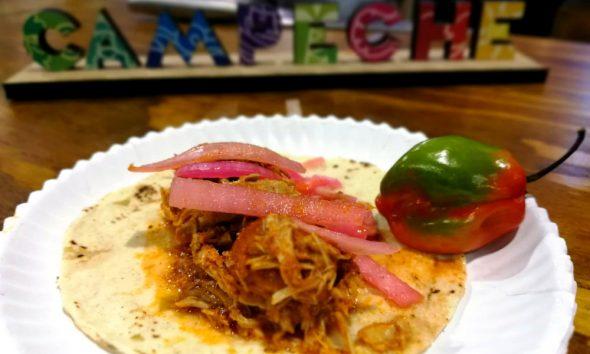 muestra gastronómica campeche