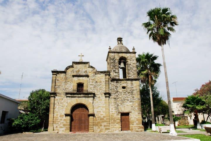 capilla san juan bautista mier