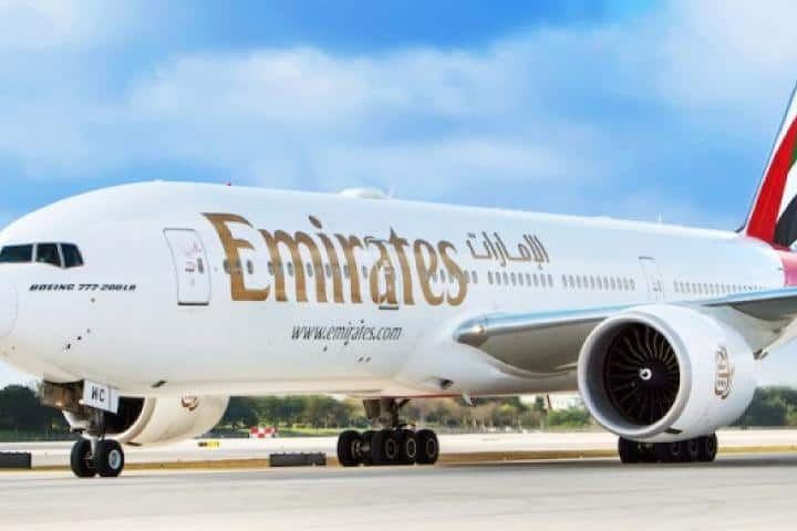 Emirates. Foto
